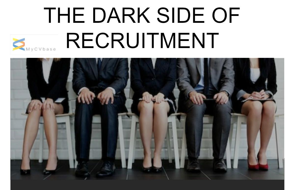 Den mørke siden av rekruttering